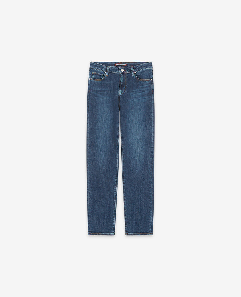 Jeans cigarette Indigo dark Distingue