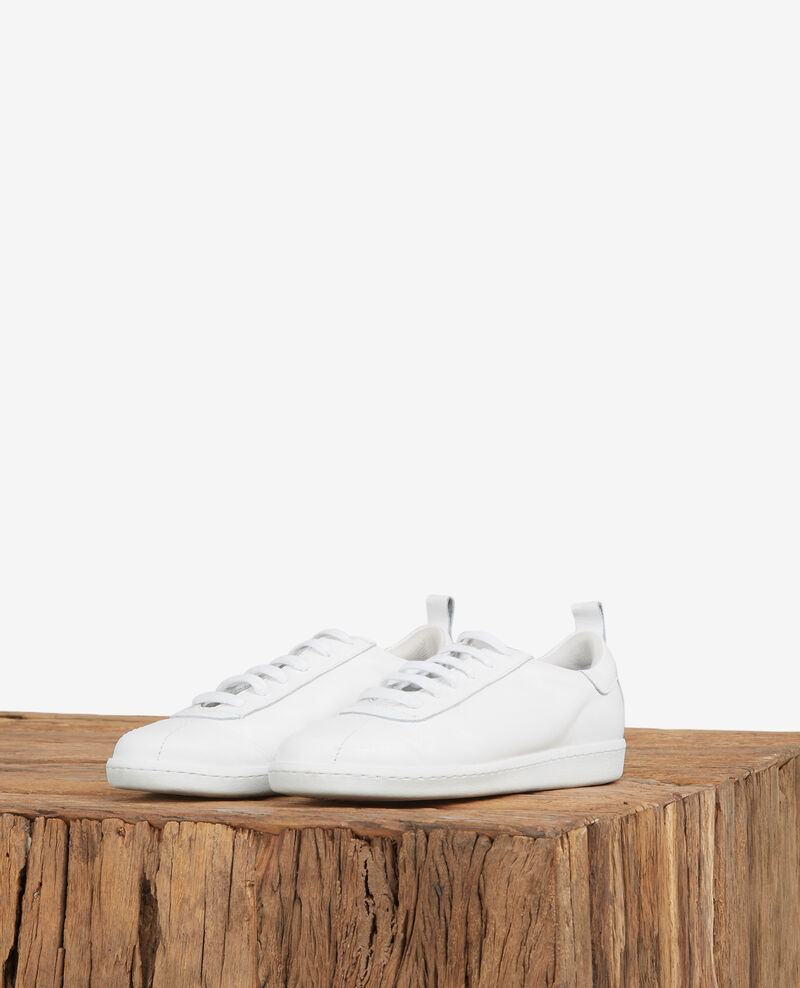 Sneakers de cuero OFF WHITE