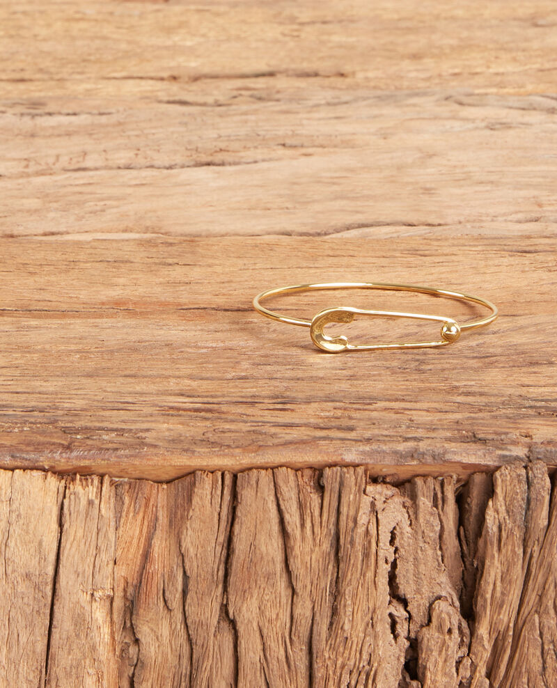 Pulsera con cierre imperdible Gold Formidable