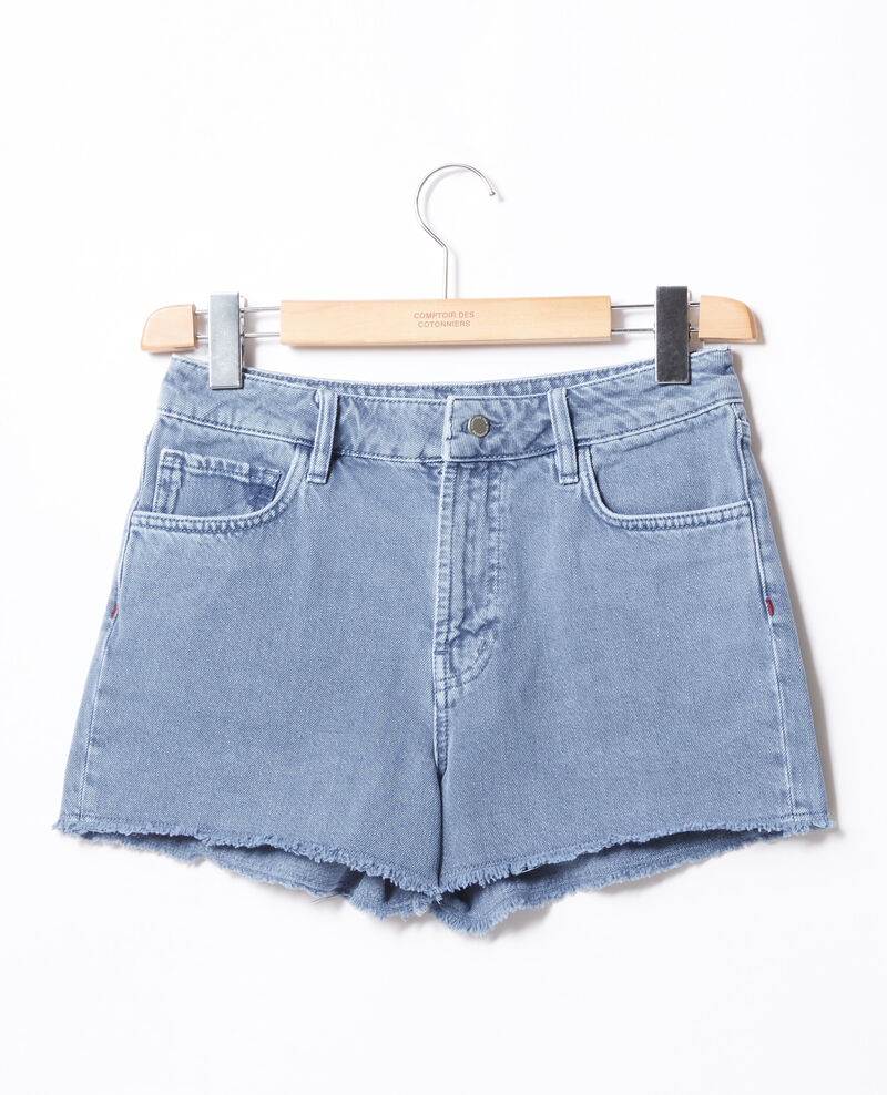 Short desflecado Alpine blue Fintashort