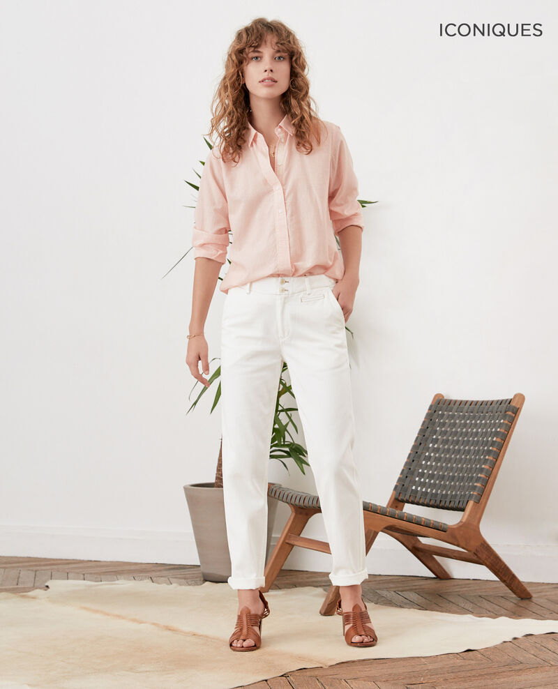 Jeans estilo chinos Off white Fayonne