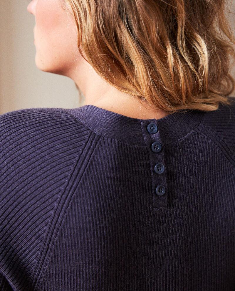 Jersey con botones en la espalda Odyssey gray Jemossa