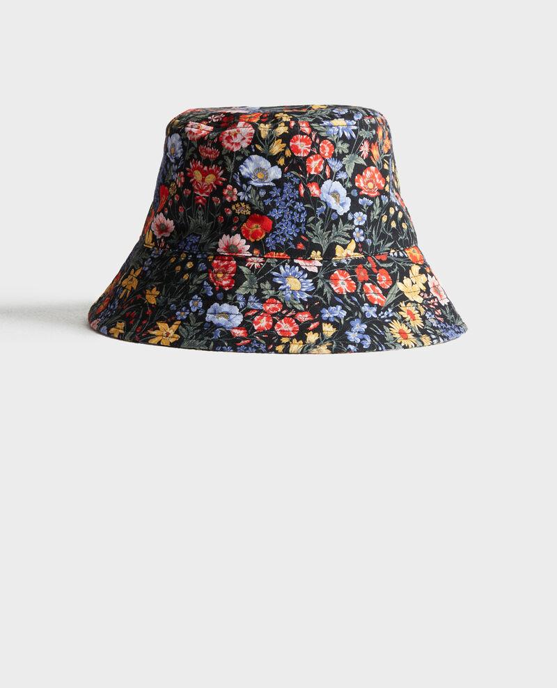 Sombrero bob de algodón Prairie black beauty Nooker