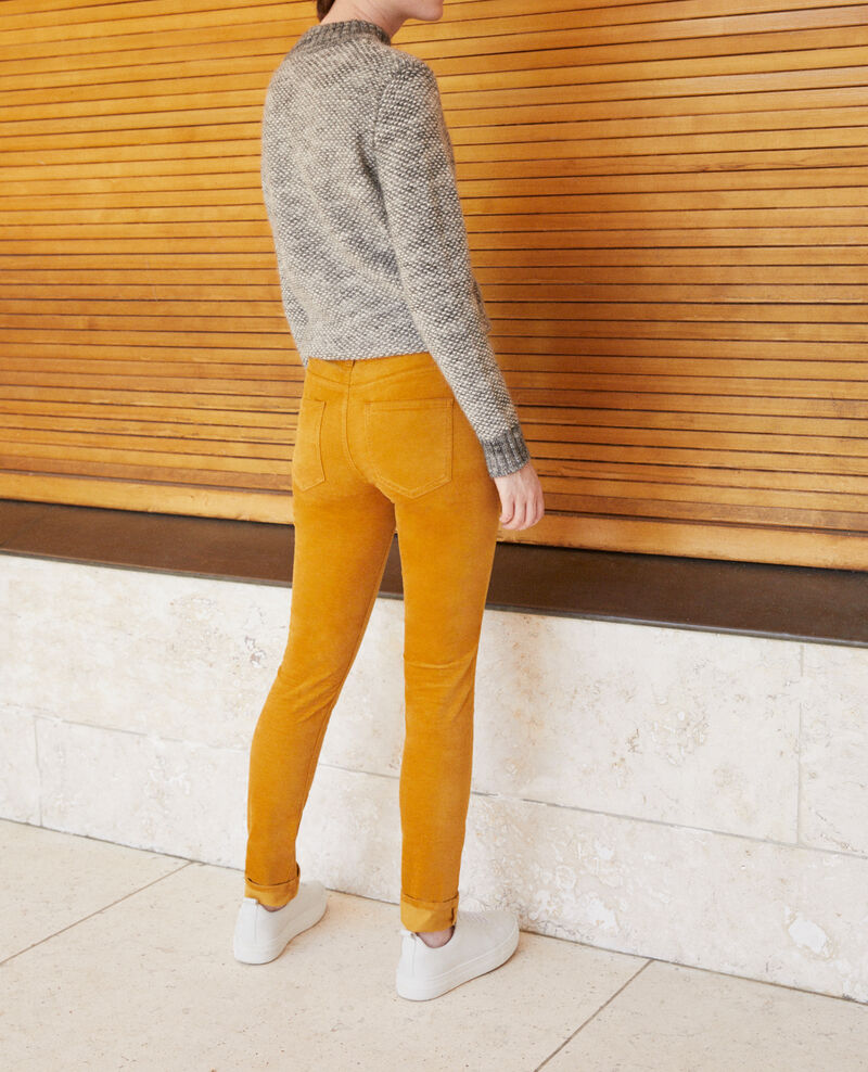 Jeans corte slim Golden brown Guillemin