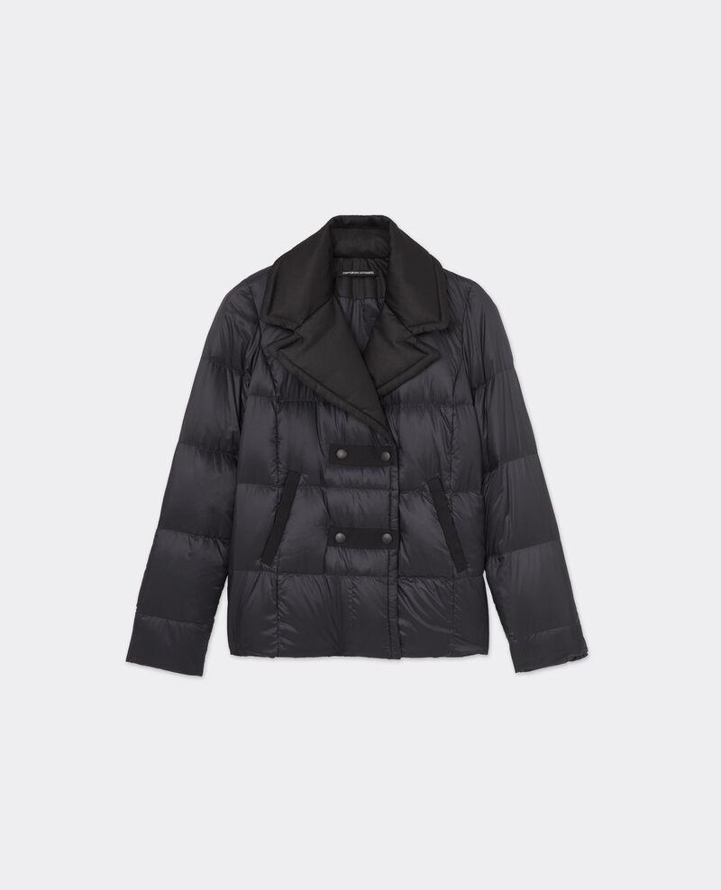 Plumas chaquetón EXCLUSIVO WEB Noir/noir Sicaban