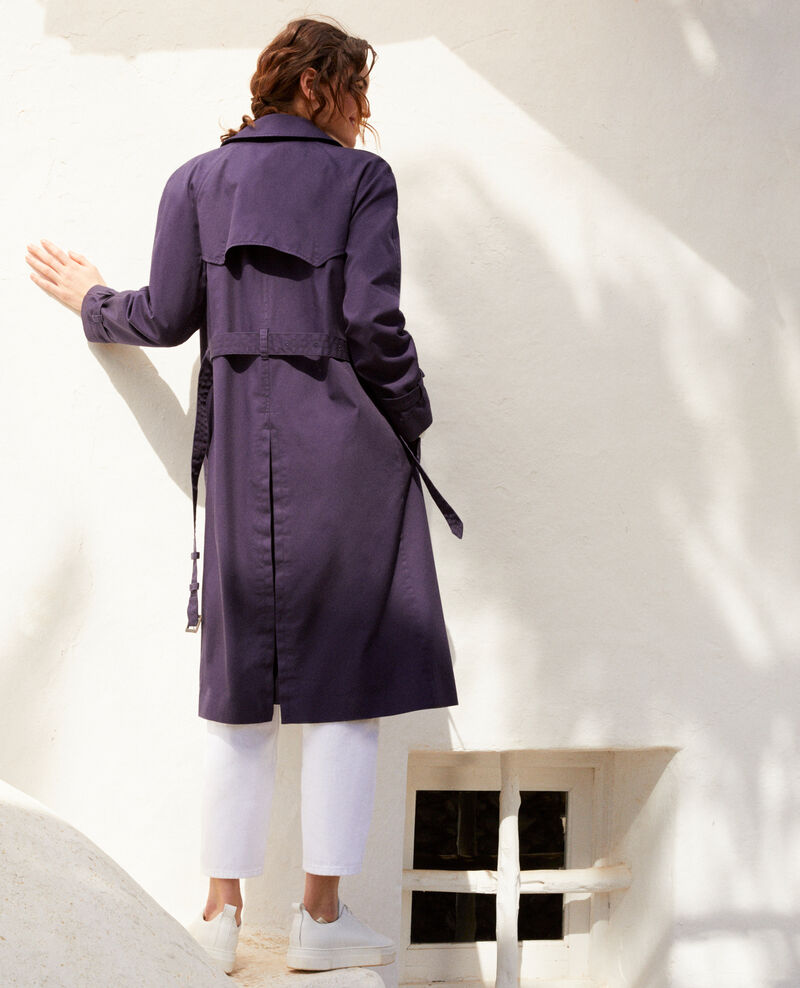 Trench atemporal Ink navy 9illary