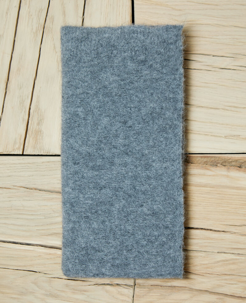 Bufanda mullida Heather grey Guli