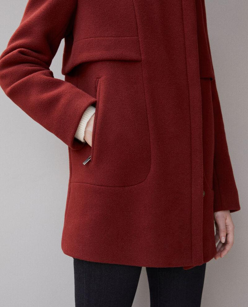 Abrigo con capucha  Velvet 9balex