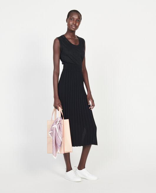 Falda de algodón BLACK BEAUTY