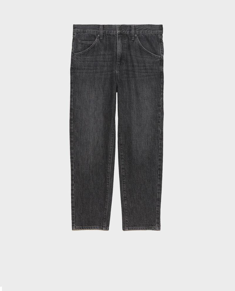 RITA - SLOUCHY - Jeans amplios talle bajo Vintage grey Perokey