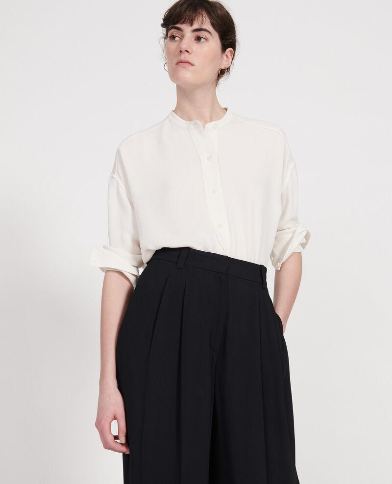 Blusa de corte recto Gardenia Lorleau