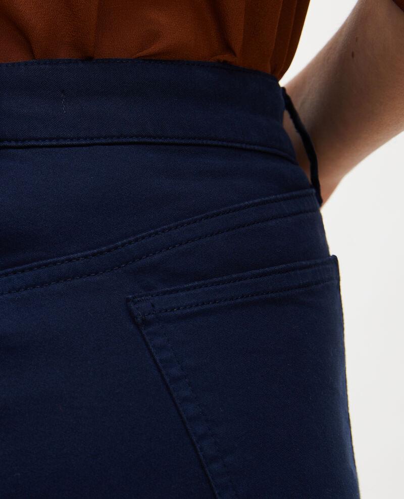 SLIM STRAIGHT - Jeans corte recto Maritime blue Lozanne