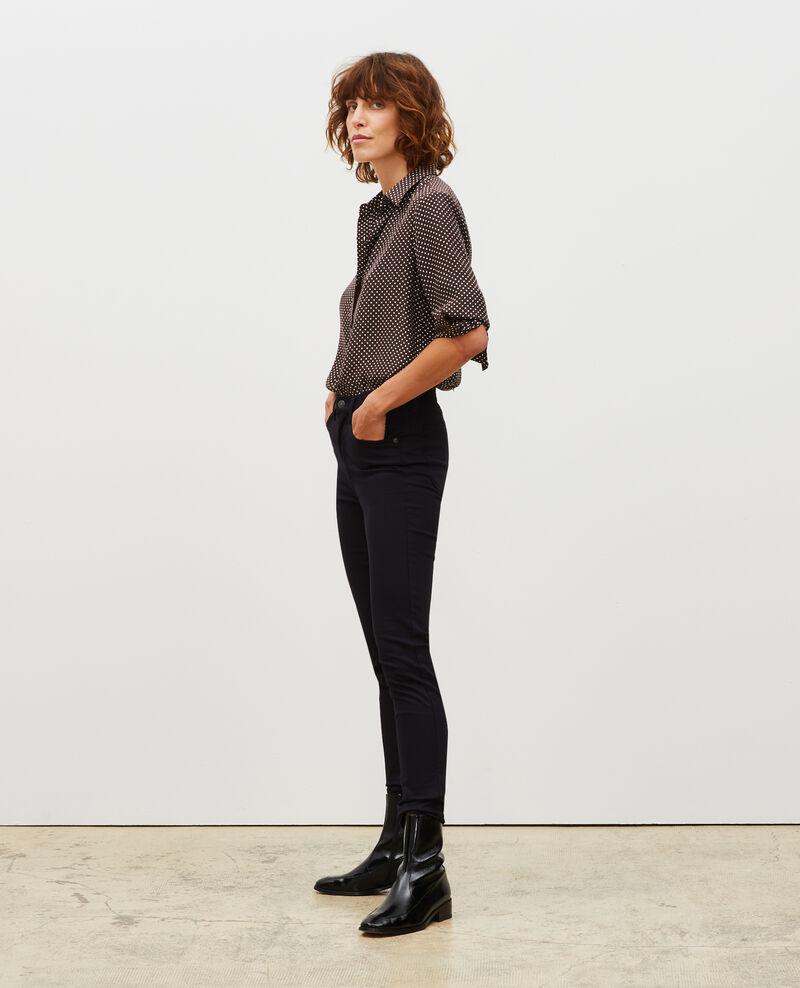 SKINNY - Jeans 5 bolsillos Night sky Mozakiny