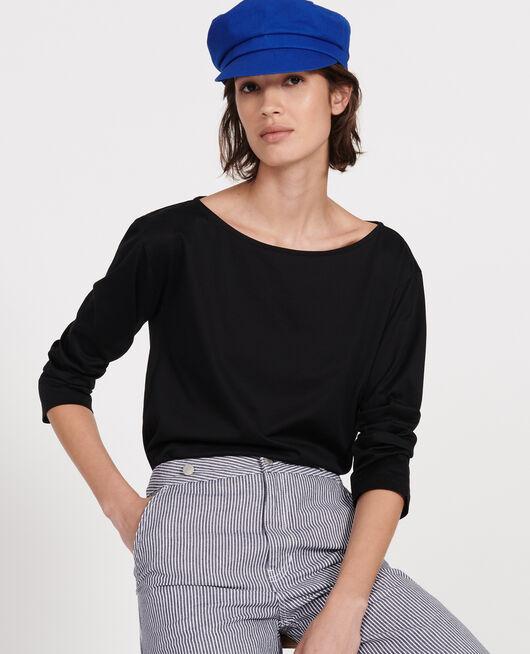 Camiseta de algodón BLACK BEAUTY