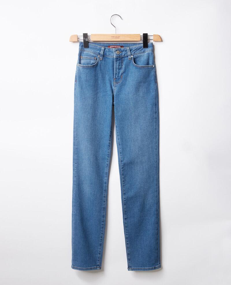 Jeans slim Vintage wash Fabliau