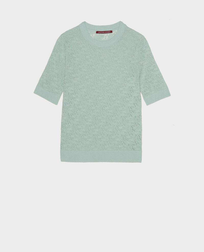 Camiseta de punto Blue haze Lagos