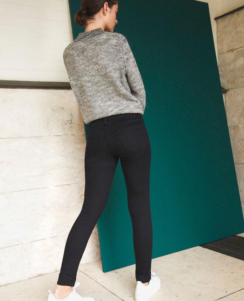 Jeans skinny regular Negro Dorm