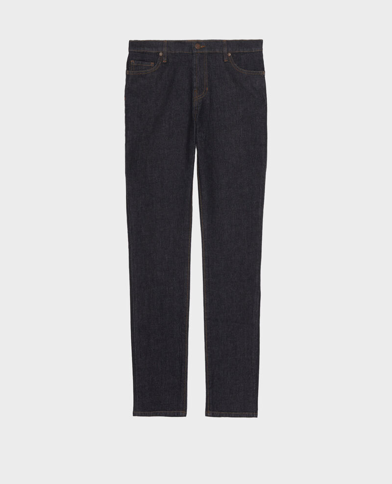 LILI - SLIM - Jeans 5 bolsillos Denim rinse Mandra