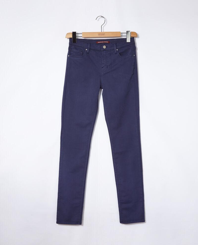 Jeans corte slim Medieval blue Goneto