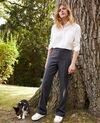 Pantalón sastre con lana Heather grey Jermes