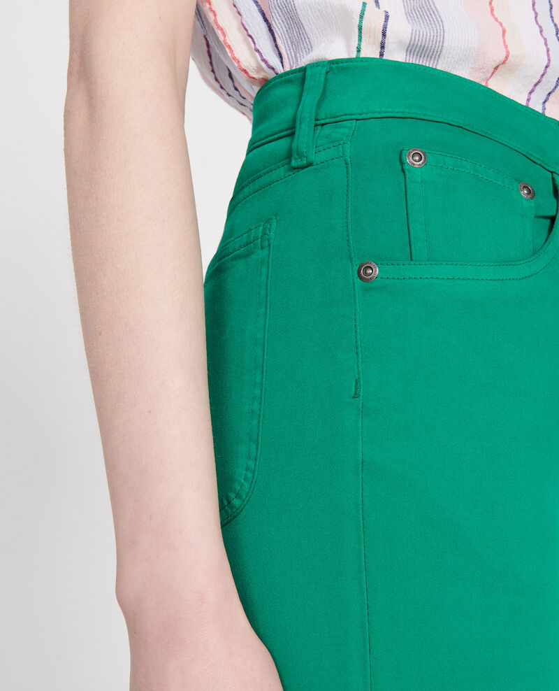 SLIM STRAIGHT - Jeans corte recto Golf green Lozanne