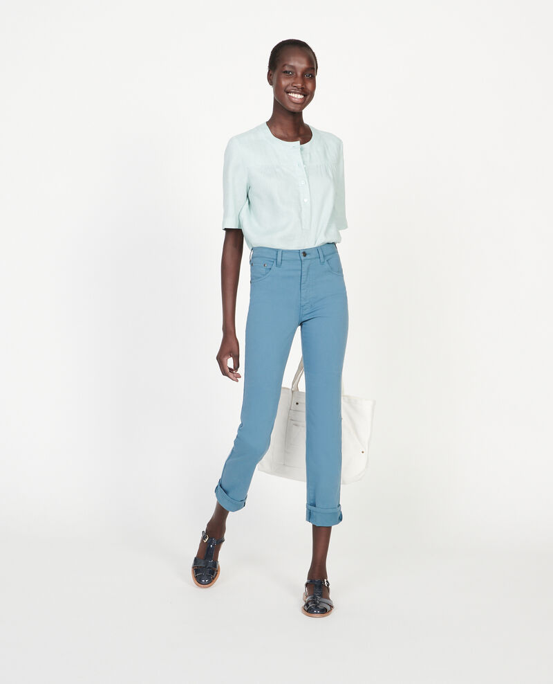 SLIM STRAIGHT - Jeans corte recto Bluestone Lozanne