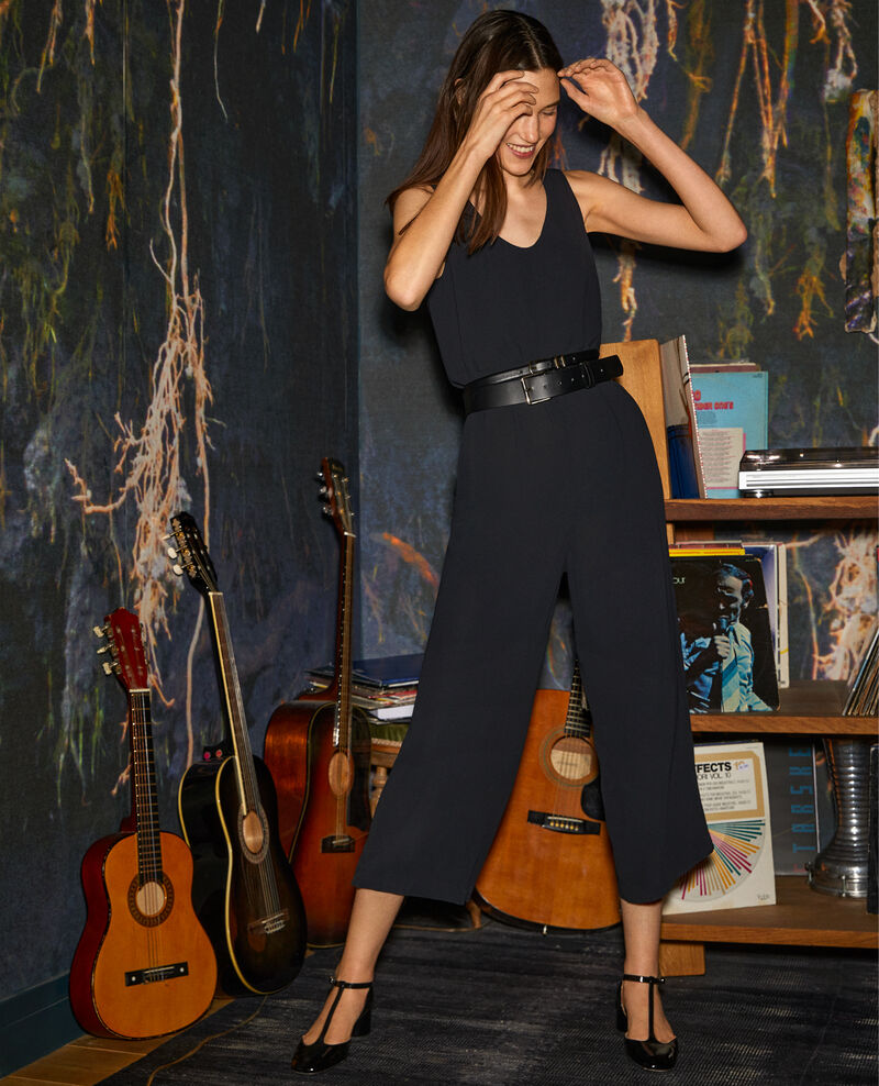Mono pantalón Black beauty Nedon