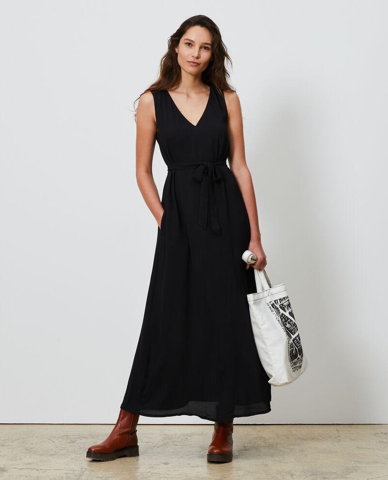 Vestido largo Black beauty Lalonde