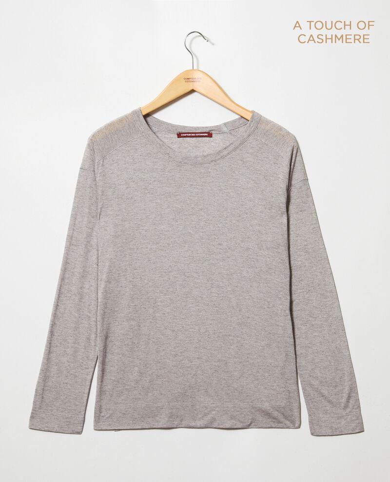 Camiseta atemporal Heather grey Integre
