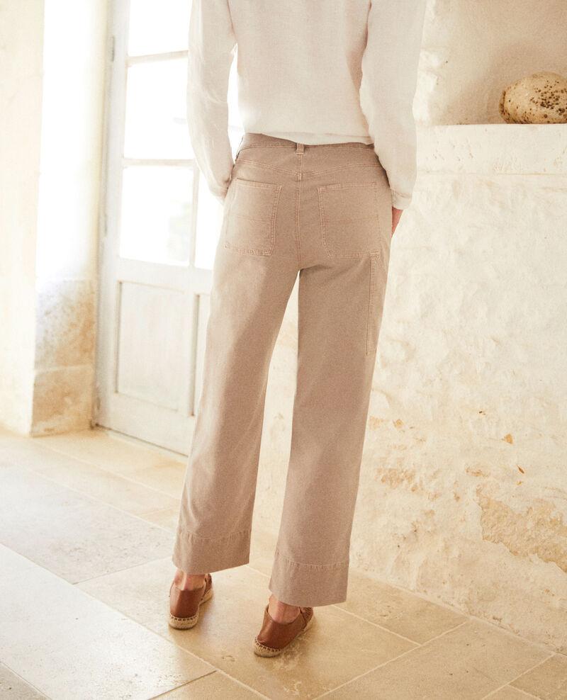 Jeans straight Grey Irtenga