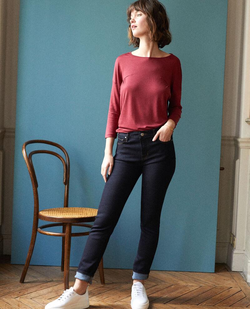 Jeans corte slim Azul Gocile