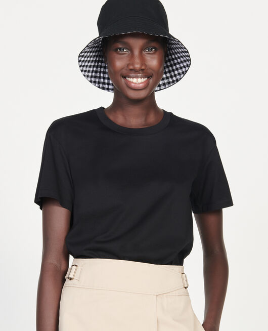 Camiseta clásica de algodón egipcio BLACK BEAUTY