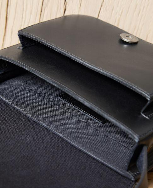 Comptoir des Cotonniers - Bolso de cuero Noir - 4