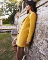 Abrigo con cuello sastre Sauterne Jasmere