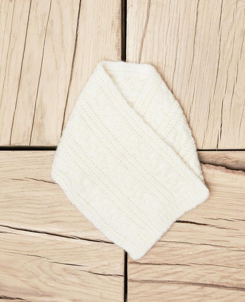 Cuello de punto Off white Jidule