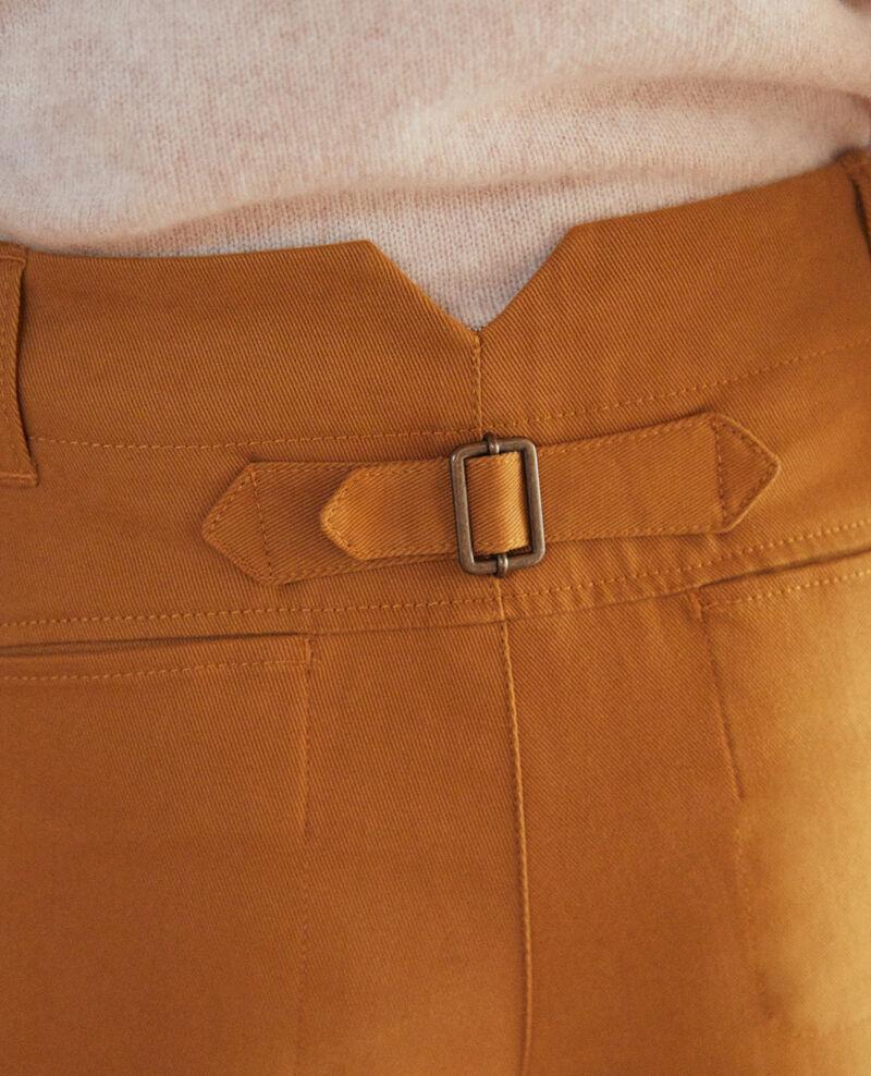 Pantalones chinos Golden brown Gabini