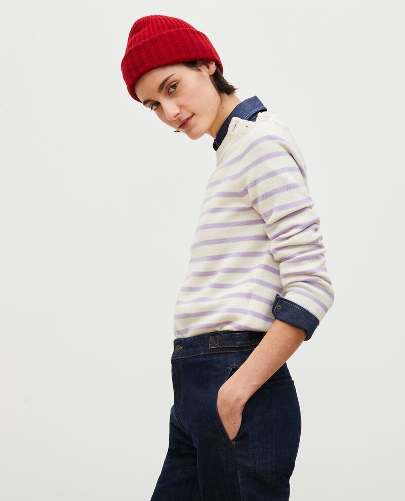 MADDY - Jersey marinero de lana Str_jetstr_lil Liselle