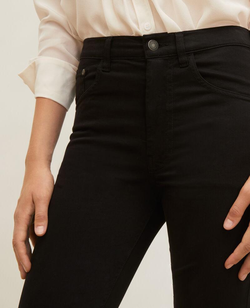 SLIM STRAIGHT - Jeans corte recto Black beauty Lozanne