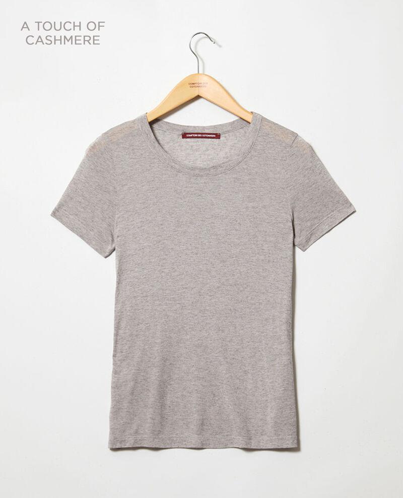 Camiseta atemporal Heather grey Impax