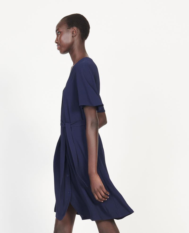 Vestido fluido Maritime blue Lavishort