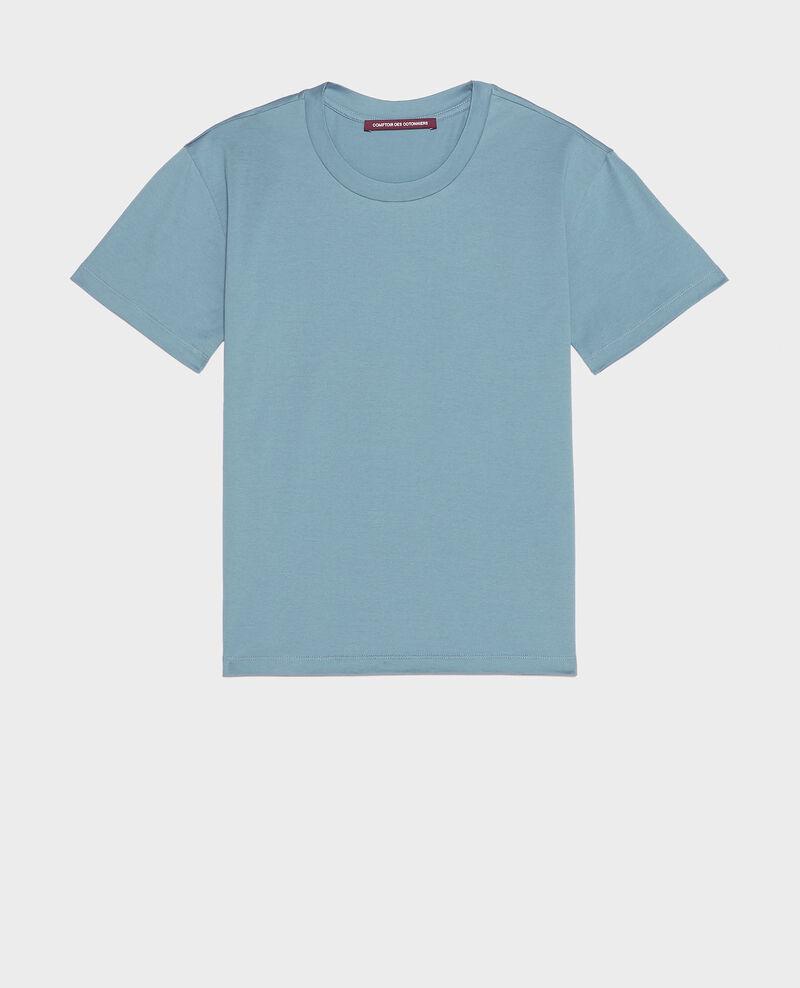 Camiseta clásica de algodón Bluestone Lirous