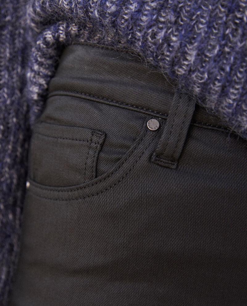Jeans skinny regular Negro Goated