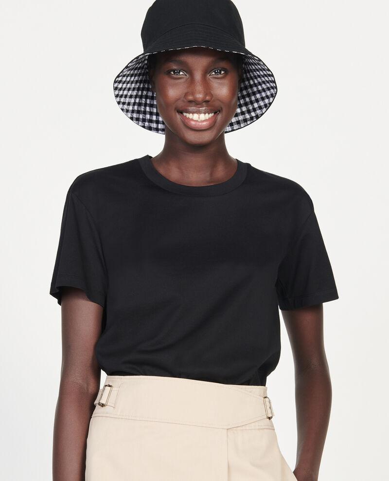 Camiseta clásica de algodón egipcio Black beauty Lirous