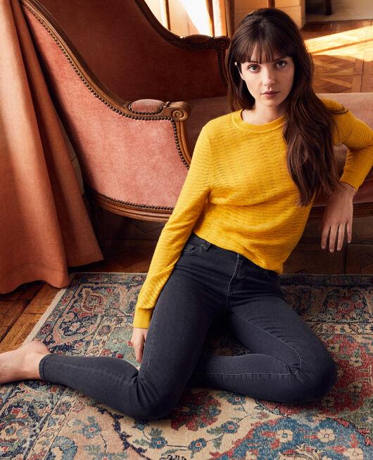 Jeans corte skinny GREY