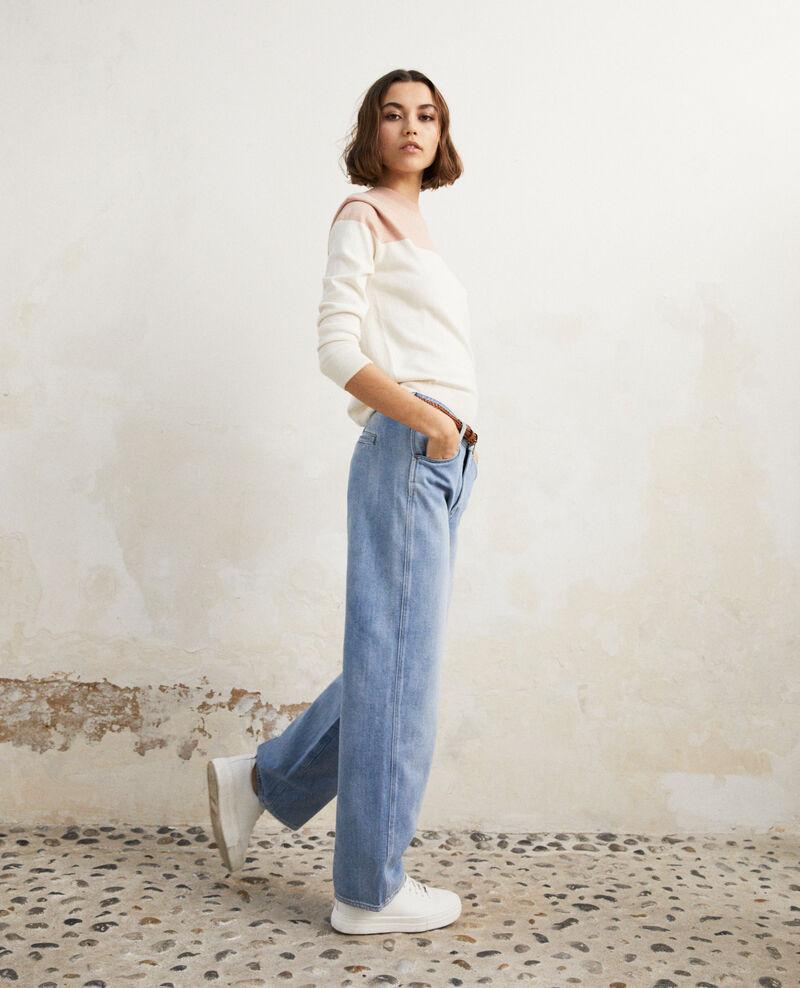 Jeans skater Bleu Iskalo