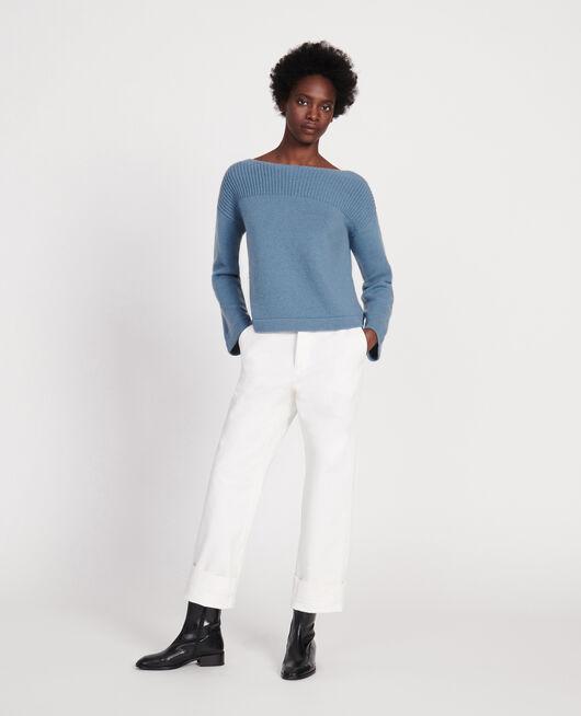 Jersey de lana y cachemir BLUESTONE