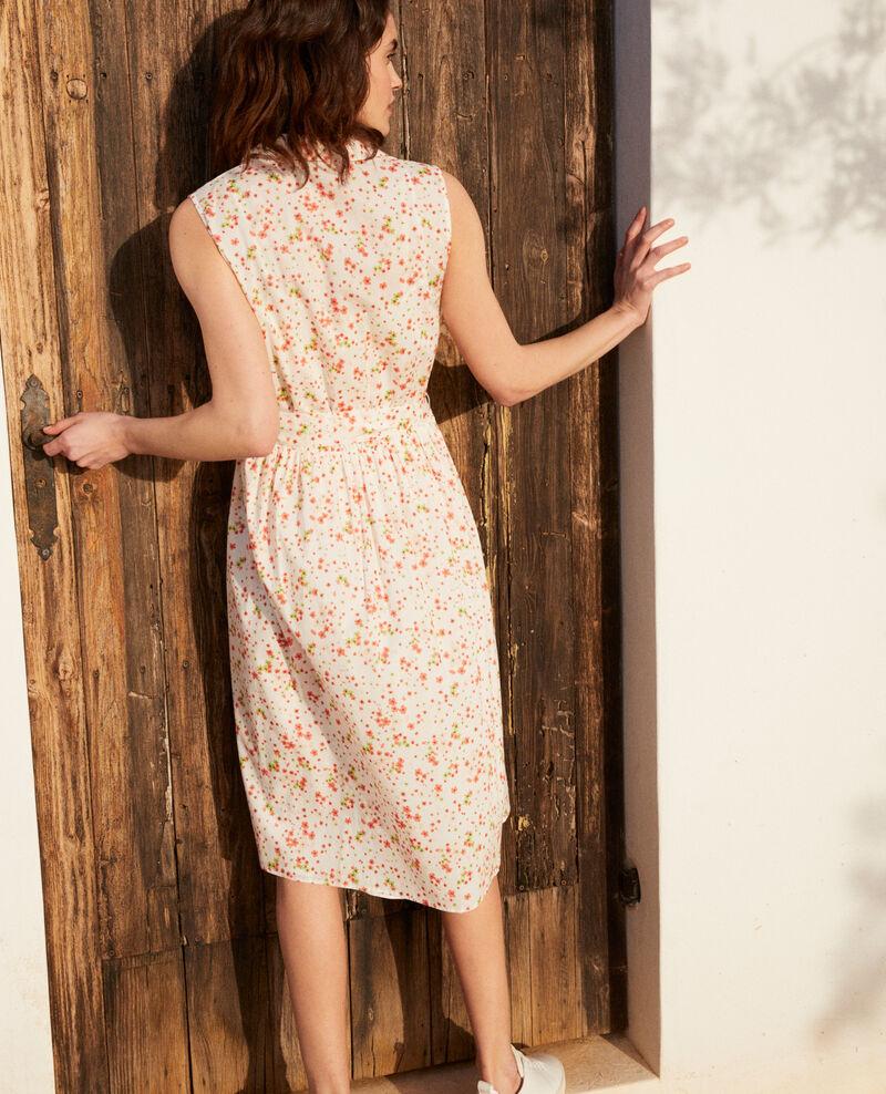 Vestido de cuello abierto  Primula ow Icranelle