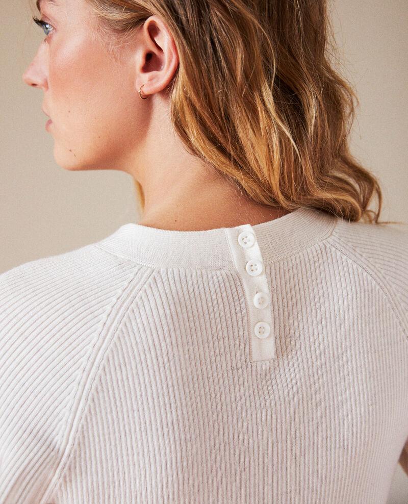 Jersey con botones en la espalda Off white Jemossa