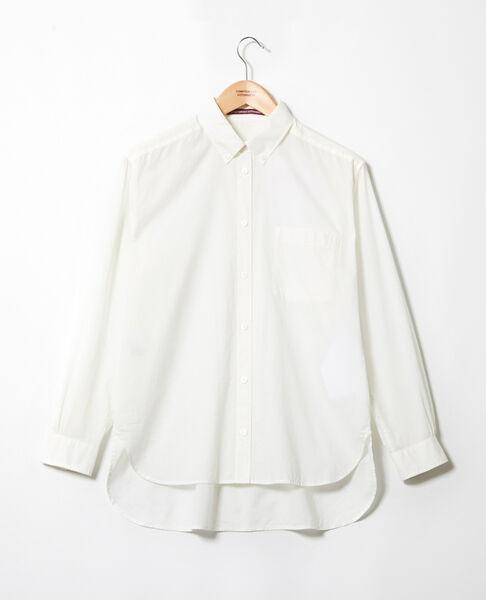 Comptoir des Cotonniers - Camisa atemporal de algodón Blanc - 2