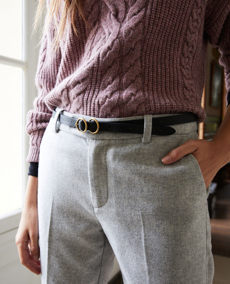 Pantalón sastre  Light grey Jokya